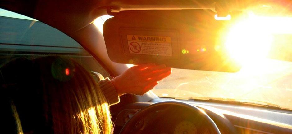 безопасно шофиране лято жега горещо време